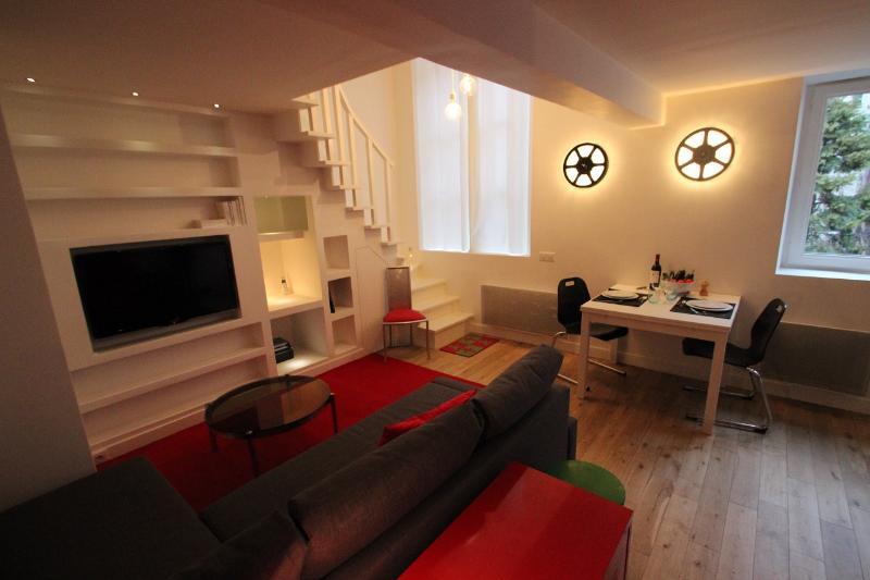 Beautiful 1 bedroom duplex near Canal Saint-Martin - Image 1 - Paris - rentals