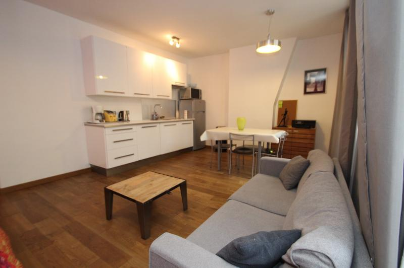 Cozy 1 bedroom apartment, steps from Eiffel Tour - Image 1 - Paris - rentals
