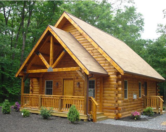 Spruce Run Hideaway - Spruce Run Hideaway:  Alone on 245 Acres of Forest - Lewisburg - rentals