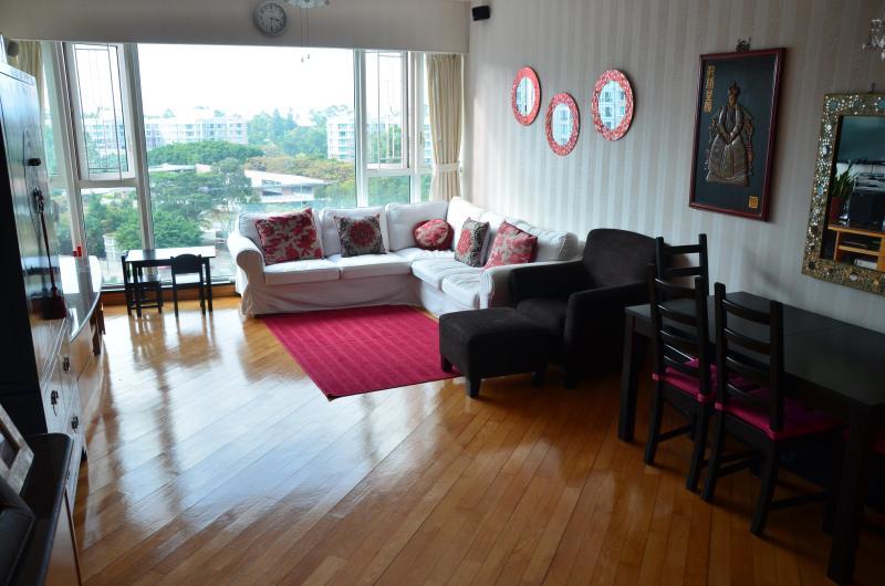 Living Room - Haven Rental in Hong Kong - Hong Kong - rentals