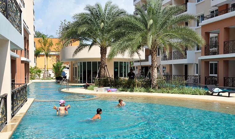 Paradise Park 209 - Image 1 - Jomtien Beach - rentals