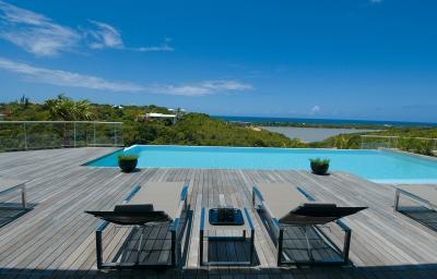 Contemporary 3 Bedroom Villa in Terres Basses - Image 1 - Terres Basses - rentals