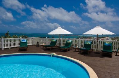 4 Bedroom Villa with Ocean View in Orient Bay - Image 1 - Orient Bay - rentals