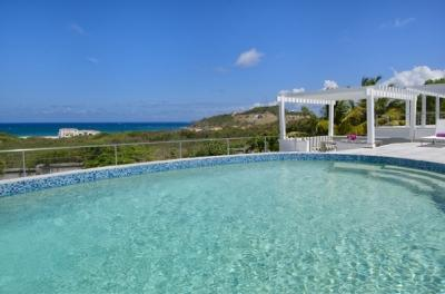 7 Bedroom Villa with Pool near Guana Bay Beach - Image 1 - Guana Bay - rentals