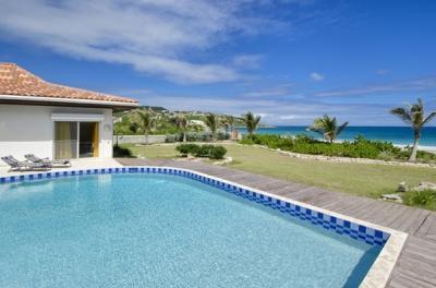 Large 5 Bedroom Villa on Guana Bay Beach - Image 1 - Guana Bay - rentals
