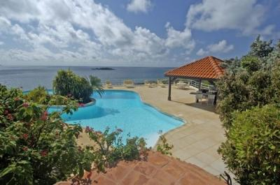 Astounding 3 Bedroom Villa with Pool in Guana Bay - Image 1 - Guana Bay - rentals
