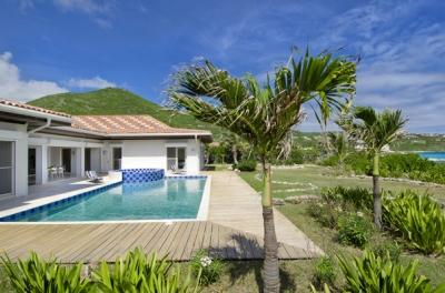 Enchanting 5 Bedroom Villa with Private Pool in Guana Bay - Image 1 - Guana Bay - rentals