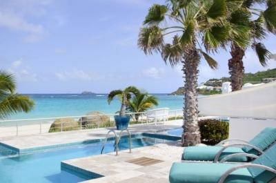 Spectacular 3 Bedroom Villa with Private pool in Dawn Beach - Image 1 - Dawn Beach - rentals