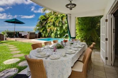 4 Bedroom Villa with Ocean View in Fitts Village - Image 1 - Fitts Village - rentals