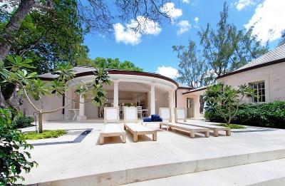 Enchanting 4 Bedroom Villa with Lagoon in Porters - Image 1 - Porters - rentals