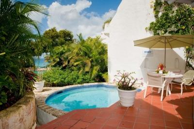 Exclusive 3 Bedroom Villa with Private Balconies in Merlin Bay - Image 1 - Saint James - rentals
