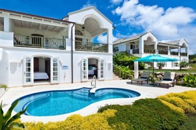 4 Bedroom Villa along the Royal Westmoreland Golf Club - Image 1 - Saint James - rentals