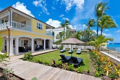 5 Bedrooms Villa with Garden & Ocean View in Reeds Bay - Image 1 - Reeds Bay - rentals