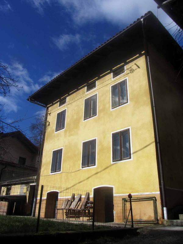 The house - Large family home in Soca Valley - Tolmin - rentals