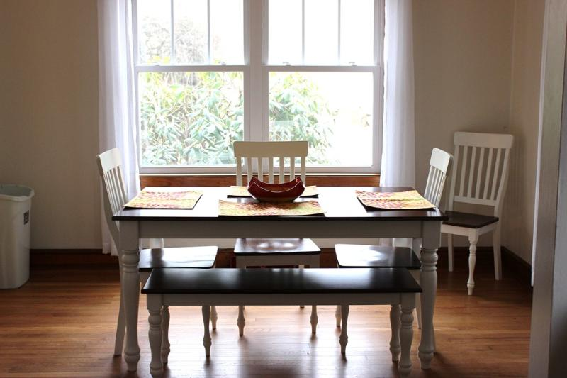 Dining Room - Long Branch Guest Cottage - Marshall - rentals