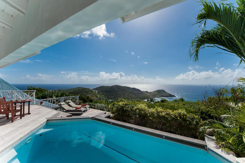 Private 2 Bedroom with Ocean View in Vitet - Image 1 - Vitet - rentals