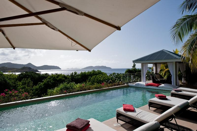 Spacious 7 Bedroom Villa with View of Lorient Bay in Camaruche - Image 1 - Camaruche - rentals