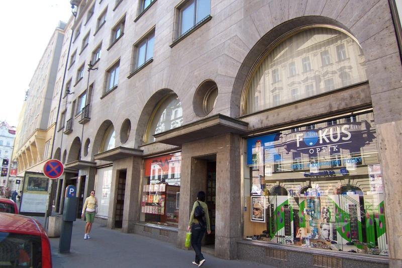 3 bdr apartment on Revolucni street - Image 1 - Prague - rentals