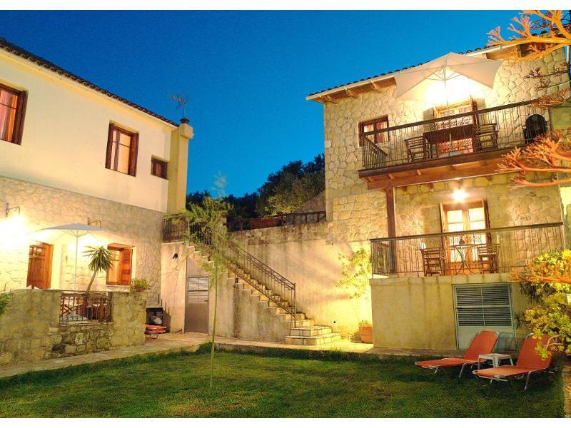 Olive Villas complex front garden - Villa Voucamvilia - Voulgaro - rentals