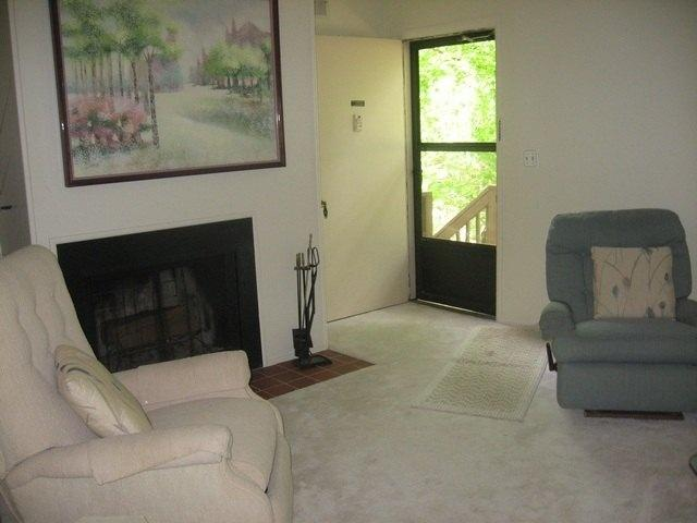 Fireplace - 043-1 - Bronston - rentals