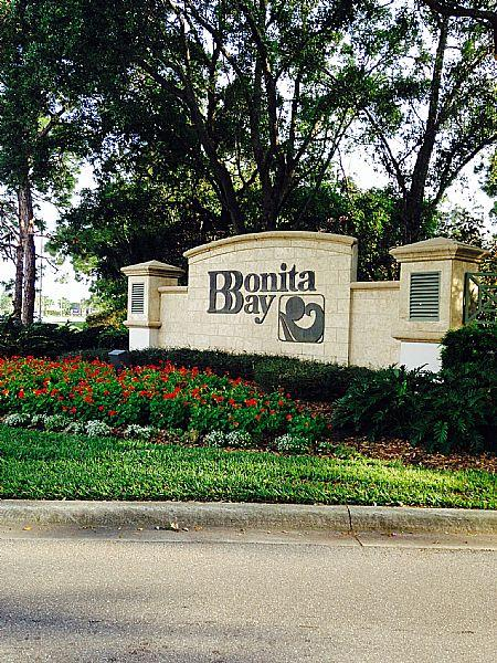 Bonita Bay Entrance - Bonita Bay-Wedgewood WW303 - Bonita Springs - rentals