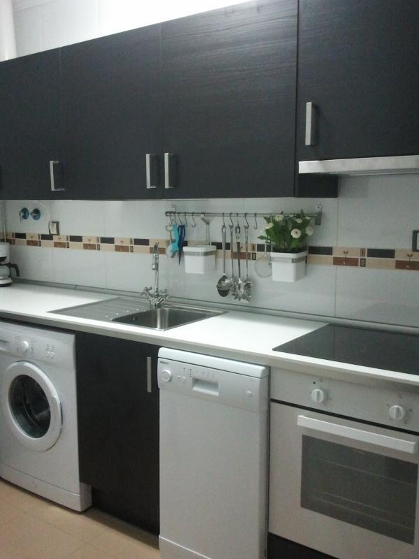 horno, lavavajillas y vitroceramica todo nuevo - Nice and cozy apartment in the center of Cádiz - Cadiz - rentals
