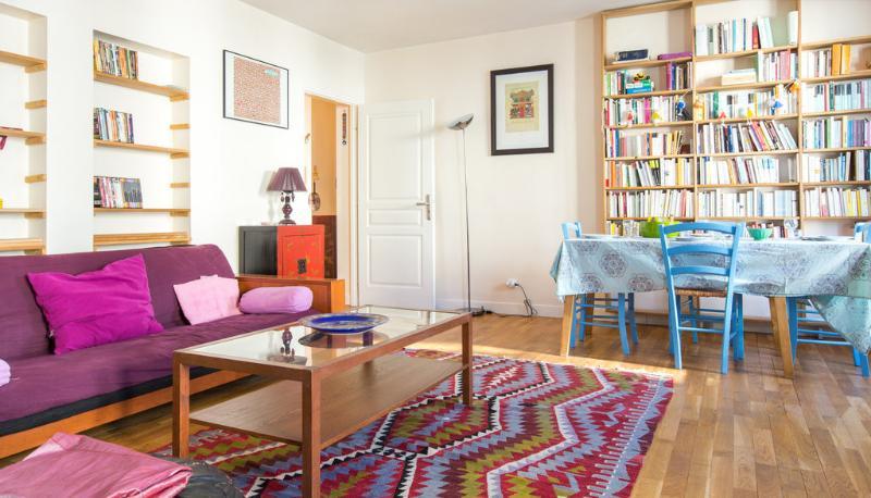 Big apt. in Bastille for 8 guests - Image 1 - Paris - rentals