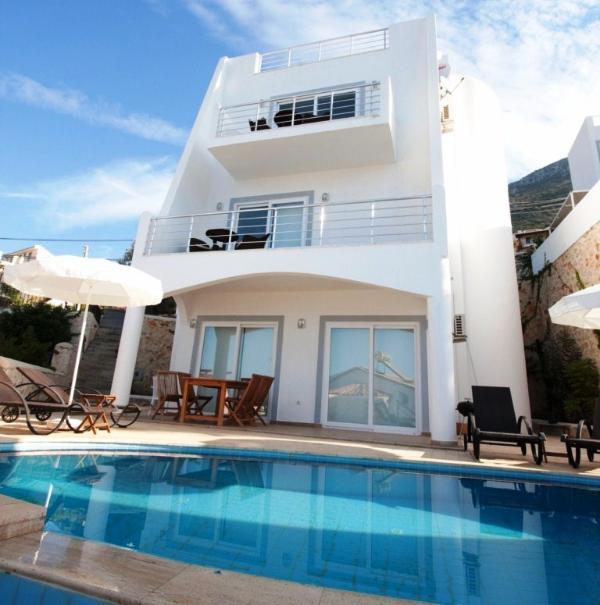 3 bedrooms villa burak in kalkan - Image 1 - Kalkan - rentals