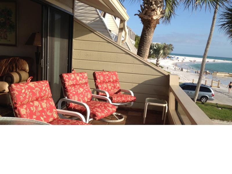 Main Floor Deck LR - Sunset Point Siesta Key FL  AWESOME RENTAL !! - Siesta Key - rentals