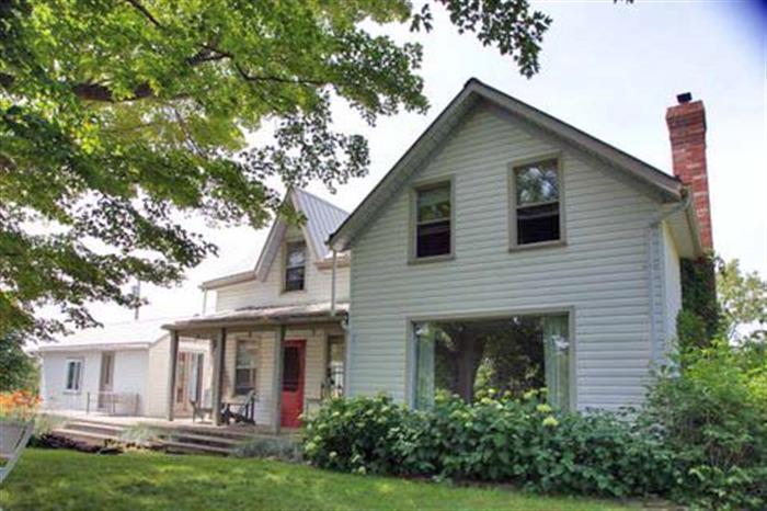 Easterbrook Farmhouse - Image 1 - Prince Edward County - rentals