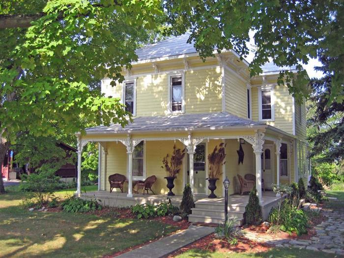 Britannia House - Image 1 - Prince Edward County - rentals