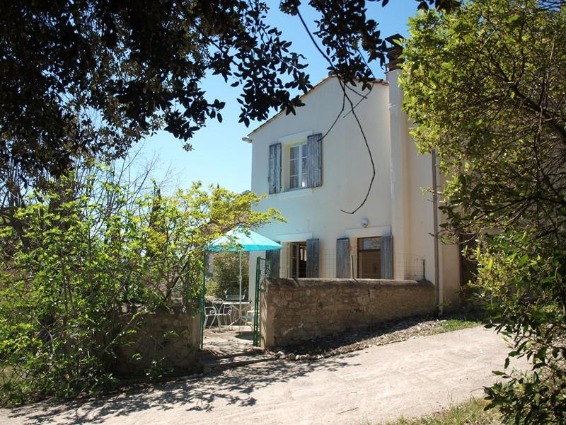 gite south of france close to cevennes nimes with swimming pool at mas de coste le berger - Image 1 - Crespian - rentals