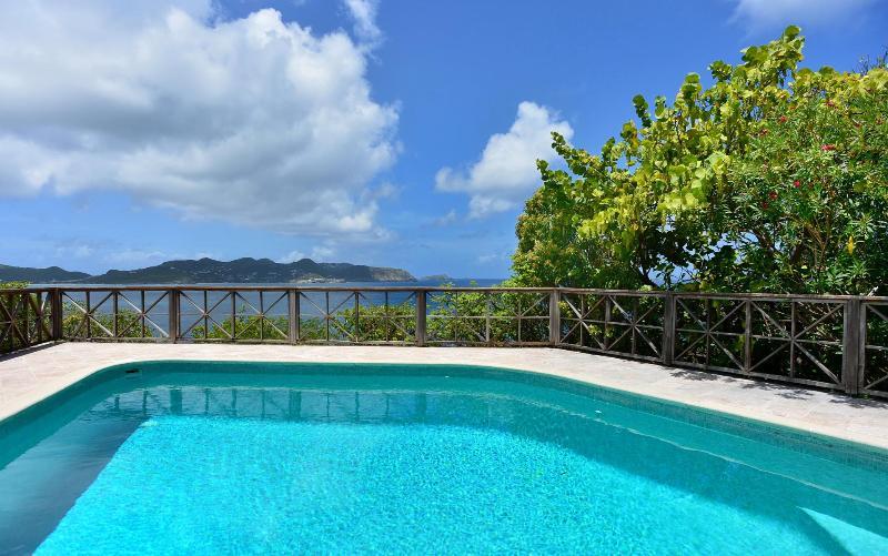 Comfortable 1 Bedroom Villa with Pool & Gazebo in Pointe Milou - Image 1 - Pointe Milou - rentals