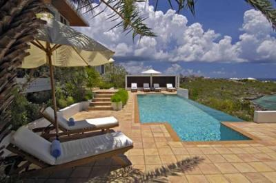 Large 7 Bedroom Villa with Private Pool in Sandy Hill - Image 1 - Sandy Hill Bay - rentals
