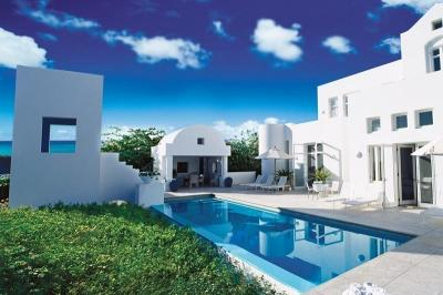 Astonishing 4 Bedroom Villa with Private Terrace in Long Bay - Image 1 - Meads Bay - rentals
