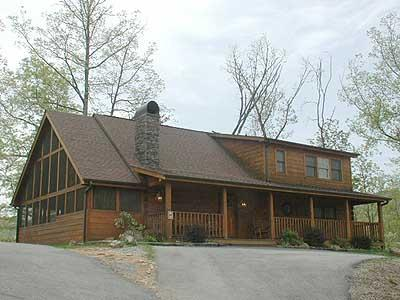 ER3 - BEST OF BOTH WORLDS - Image 1 - Pigeon Forge - rentals