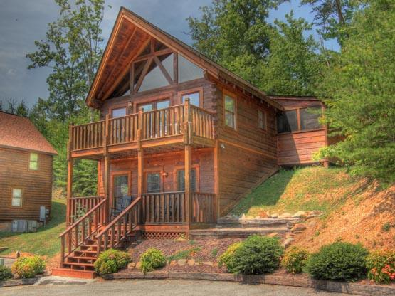 ER16 - MOUNTAIN BLESSING - Image 1 - Pigeon Forge - rentals