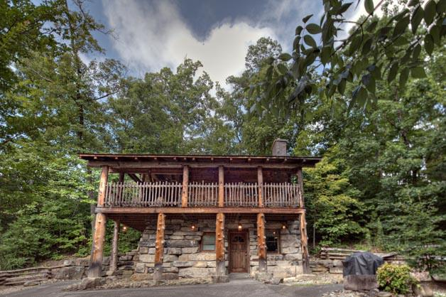 ER69 - RACHELS TREE HOUSE - Image 1 - Pigeon Forge - rentals