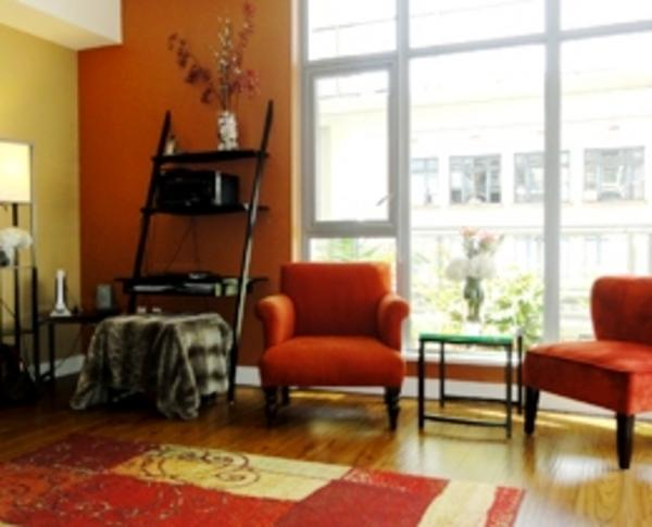 Seating area - Luxurious studio in beautiful downtown San Diego - Pacific Beach - rentals