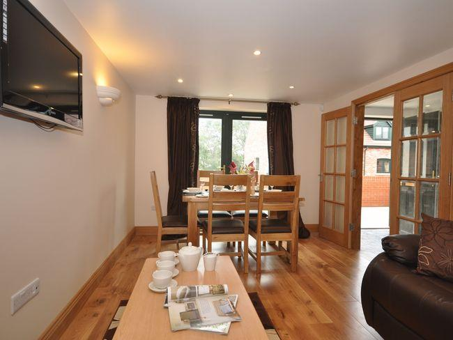 Lounge / dining area - BLUEH - Charmouth - rentals