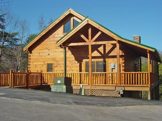 ERN817 - TRANQUILITY - Image 1 - Pigeon Forge - rentals