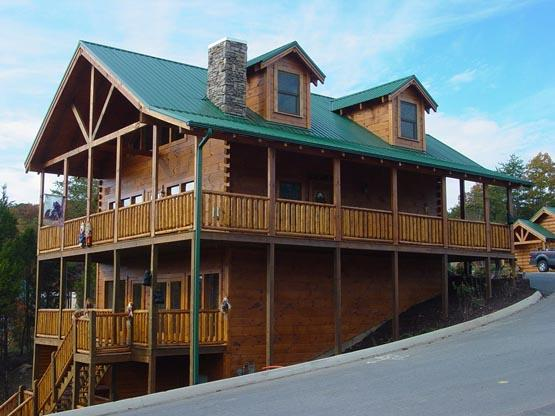 ERN850 - SIMPLY THE BEST - Image 1 - Pigeon Forge - rentals