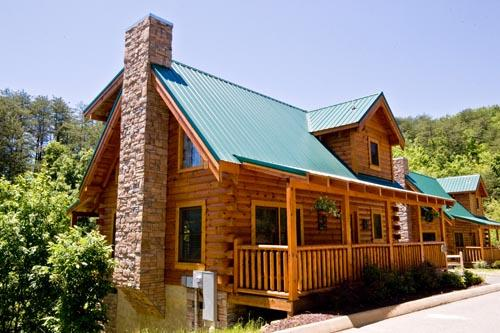 ERN833 - LAKESIDE RENDEZVOUS - Image 1 - Pigeon Forge - rentals