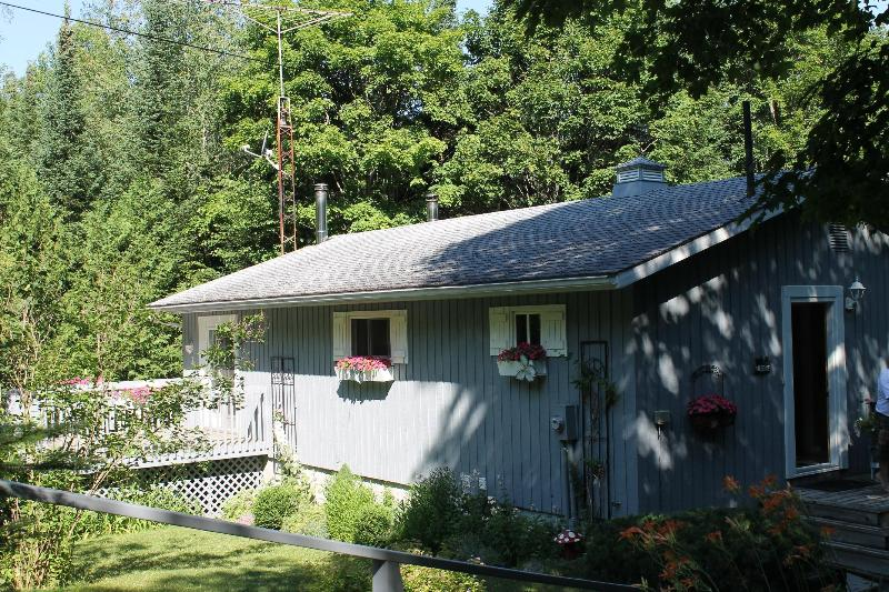 Cottage in the spring - Restful Lakeside Cottage in Muskoka - Huntsville - rentals