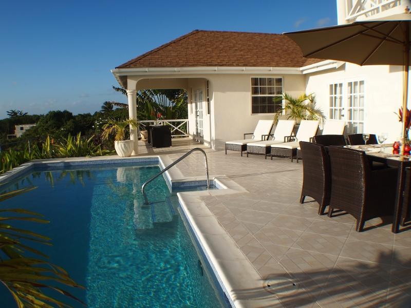 Pool - Harpers Villa Barbados - Saint James - rentals