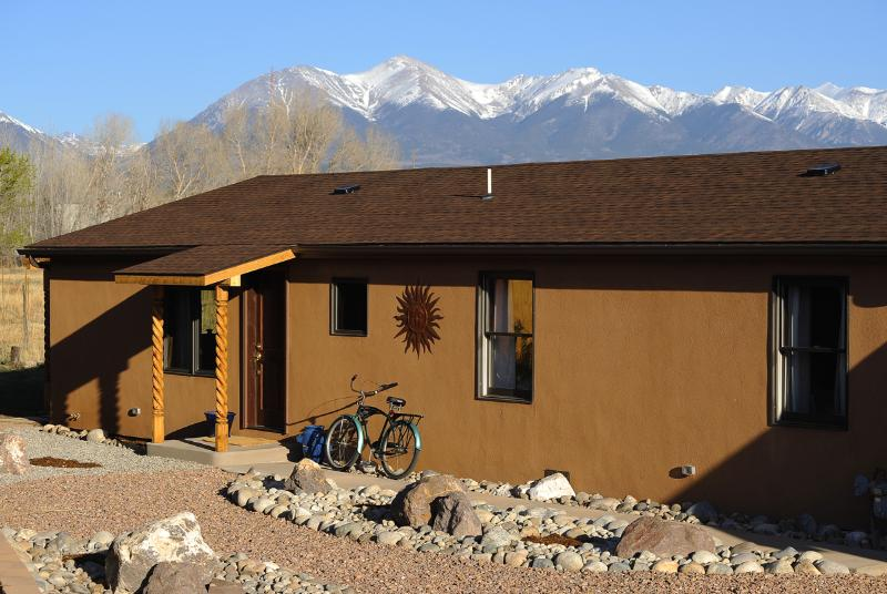 Fantastic Mt Views! - Angelview Fabulous Mt. Views from Town...Wildlife out the backyard! - Salida - rentals