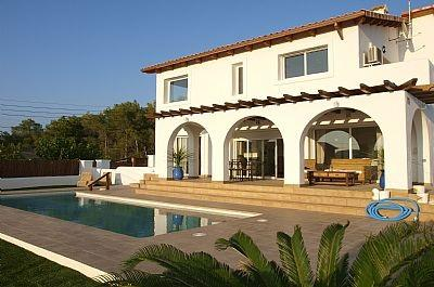 Beautiful mediterranean villa with private pool - Image 1 - Olivella - rentals