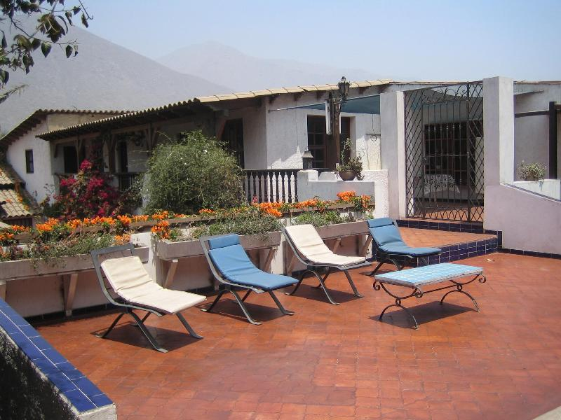 Casa de Campo con Encanto - alquiler Lima Perú Vacaciones cortas SOLO GRUPOS - Chosica - rentals