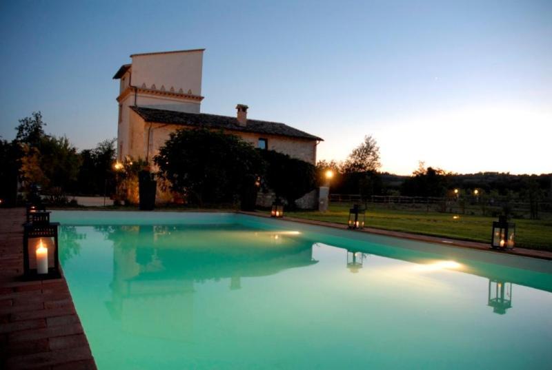 villa for 8 guests near to Todi - Image 1 - Todi - rentals