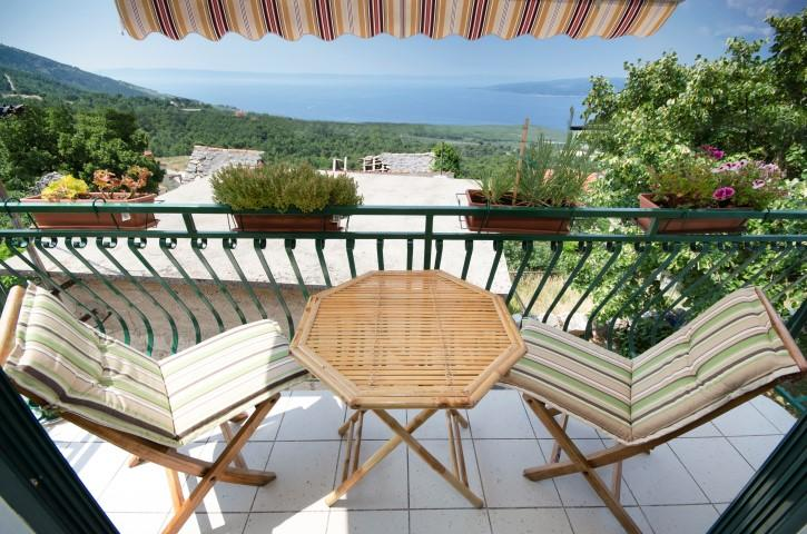 Holiday House Terezija,Croatian Coast - Image 1 - Baška - rentals